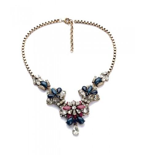 Fun Daisy Vintage Elegant Necklace