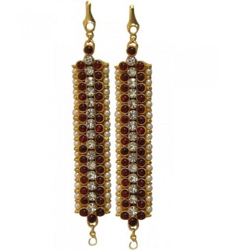 Indian Jewelry Bharatanatyam Temple Mattil