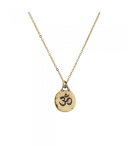 Lux Accessories Hinduism Pratima Necklace