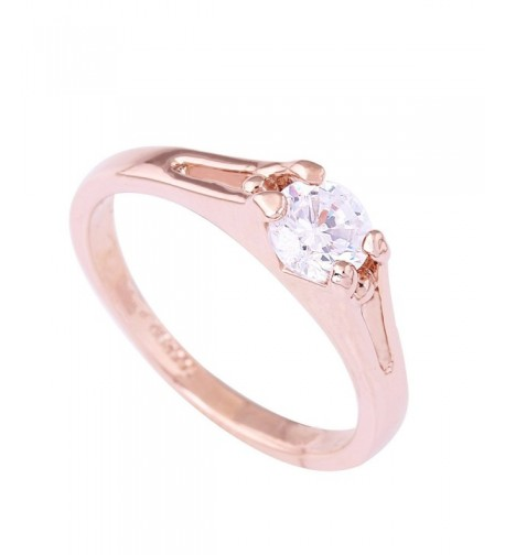 Acefeel Zircon Womens Wedding Engagement