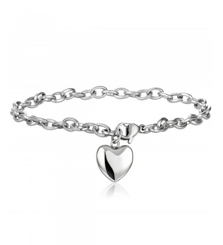 Jstyle Jewelry Womens Stainless Bracelet
