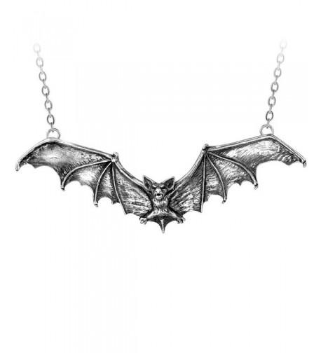 Gothic Bat Pendant Alchemy England