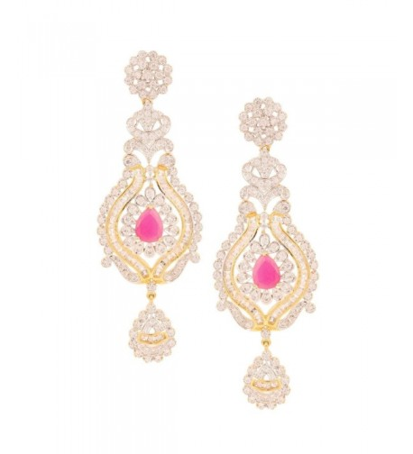 Swasti Jewels American Colourful Earrings