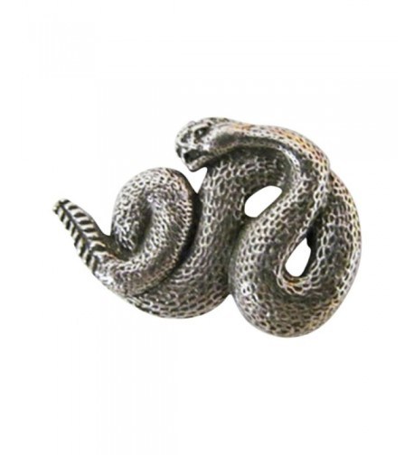 Creative Pewter Designs Rattlesnake A074