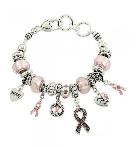 Lola Bella Gifts Awareness Bracelet