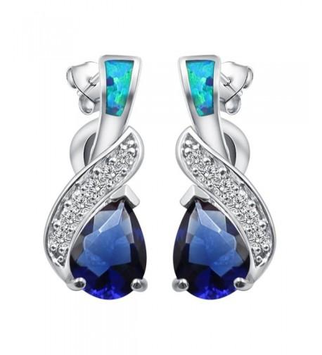 Sinlifu Rainbow Mystic Earrings Design