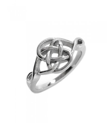 Stainless Steel Celtic Promise Committment
