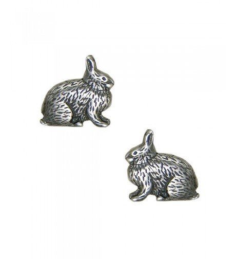 Sterling Silver Little Rabbit Earrings