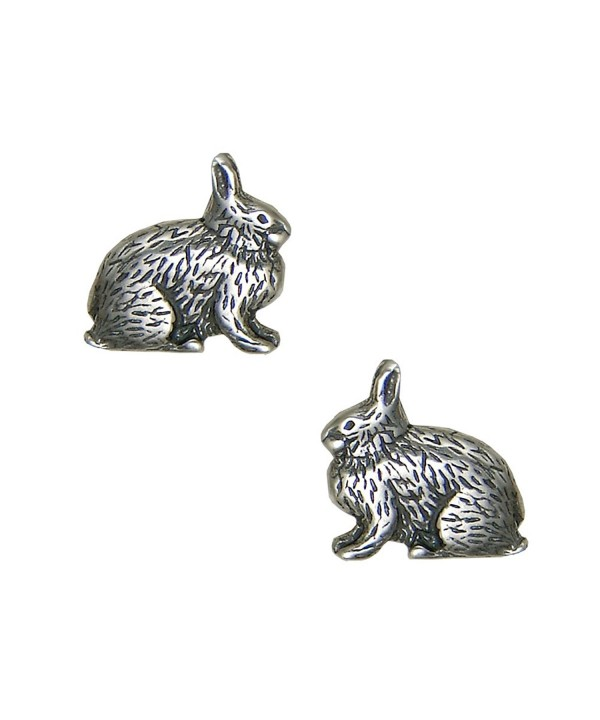 Sterling Silver Little Rabbit Earrings