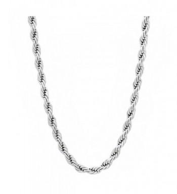 Rhodium Necklace Microfiber Jewelry Polishing