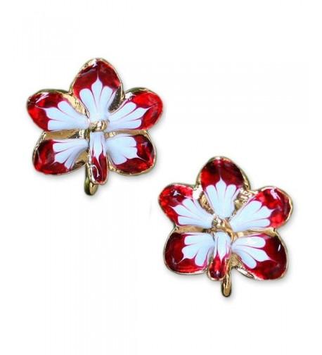 NOVICA Gold Plated Handmade Earrings Timeless