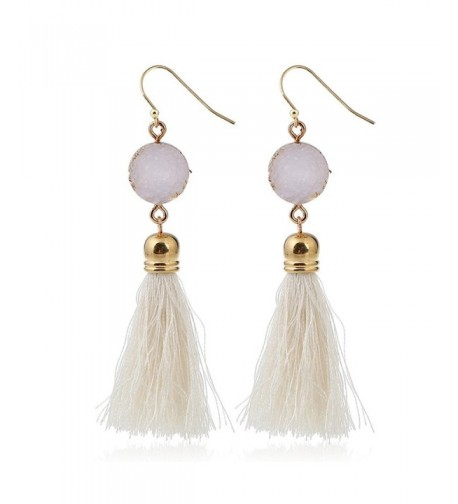 Natural Healing Bohemian Colorful Earrings
