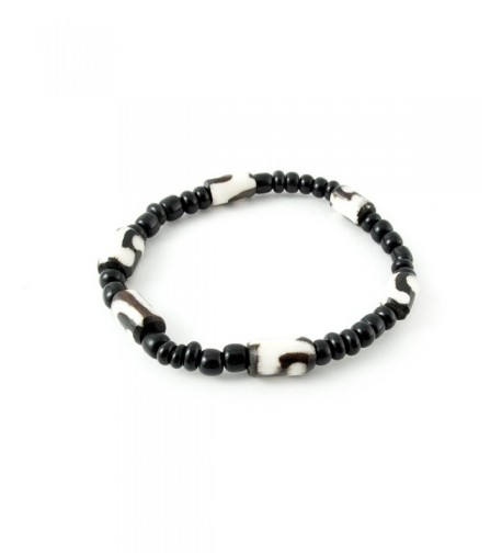 Maisha Beautiful African Stretchy Bracelet