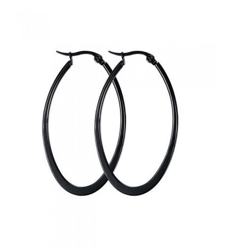 DIB Fashion Stainless Teardrop Earrings