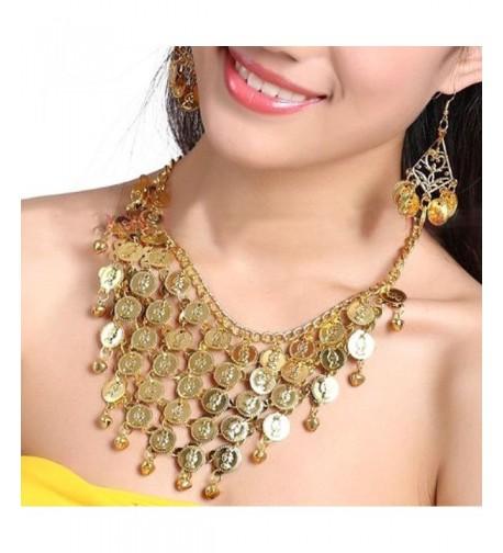 BellyLady Belly Jewelry Necklace Earrings