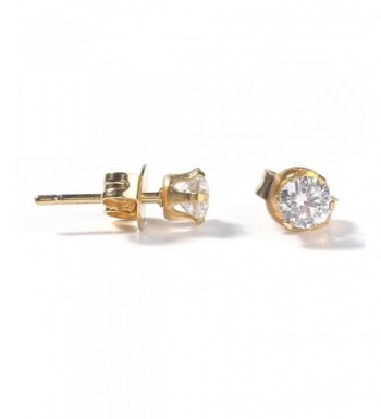 Sparkles Stainless Zirconia Stud Earring