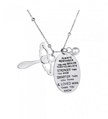 Inspirational Necklace Jewelry Birthday Christmas