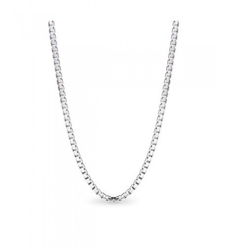 T400 Jewelers Sterling Italian Necklace