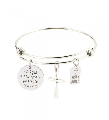 Bible Verse Inspirational Religious Bracelets possible