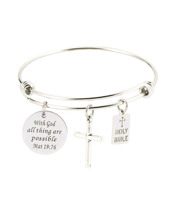 Bible Verse Inspirational Religious Bracelets possible