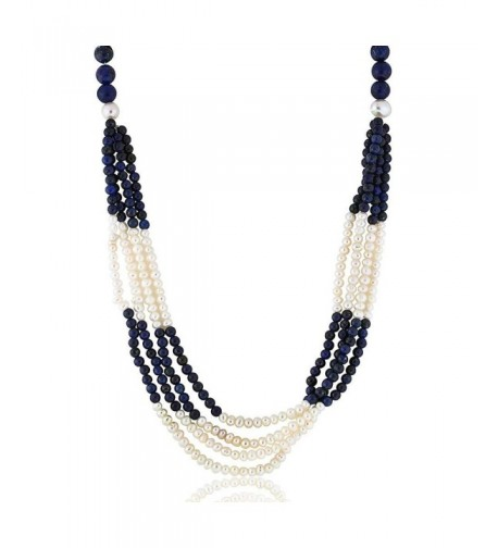 Cultured Freshwater Pearls Necklace Extension
