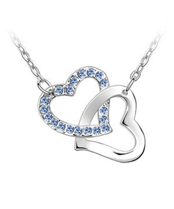 Bling Swarovski Elements Crystals Necklace
