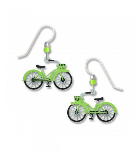 Sienna Sky Bicycle Earrings 1923