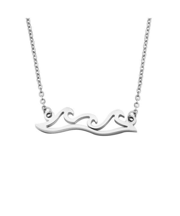 Ensianth Beach Jewelry Necklace Surfing
