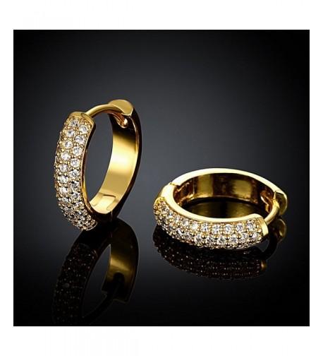 Zirconia Earrings Gorgeous TIVANI Valentines