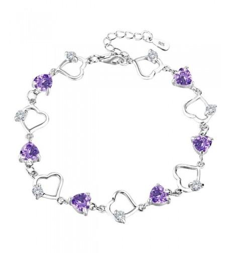 EleQueen Sterling Inspired Bracelet Extender