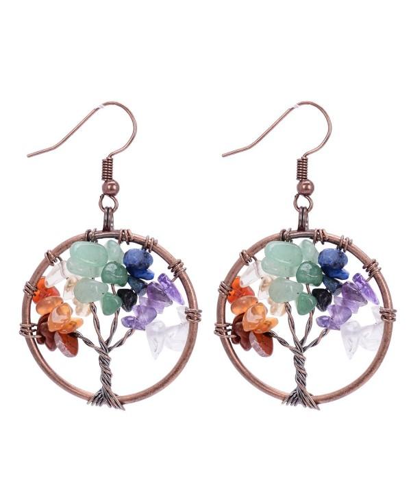 Pendant Vintage Earrings Gemstone Jewelry