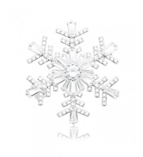 KristLand Wedding Elegant Snowflakes Double wear