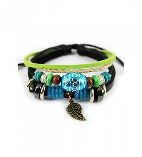 November Nocturne Pendant Adjustable Bracelet