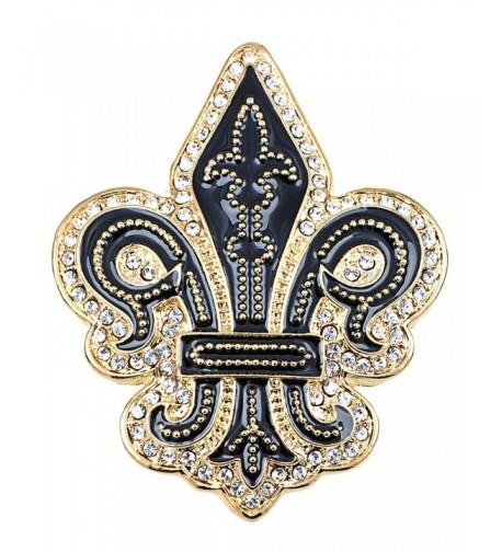 Alilang Golden Gothic Medieval Brooch