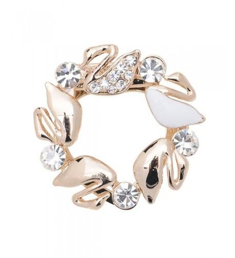 Sewanz Diamante Metallic Multi uses Brooches