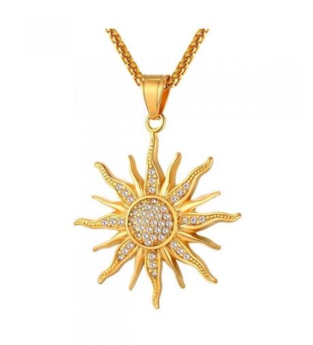 U7 Fashion Necklace Rhinestone Crystal