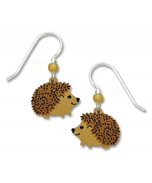 Sienna Sky Hedgehog Earrings 1506