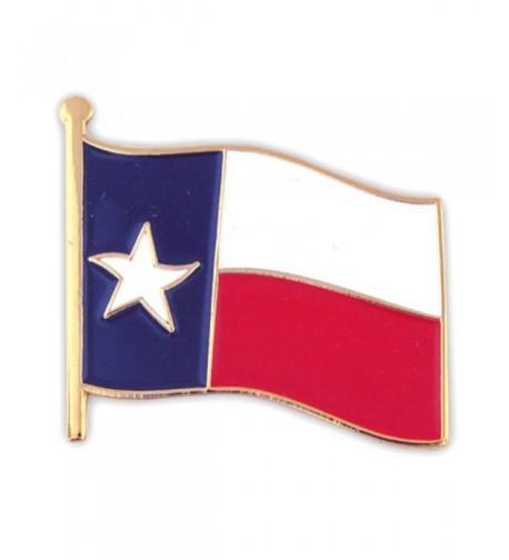 PinMarts Texas State Enamel Lapel