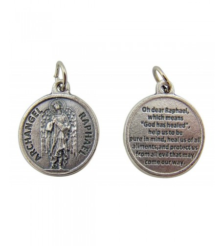 Catholic Keepsake Raphael Archangel Proection