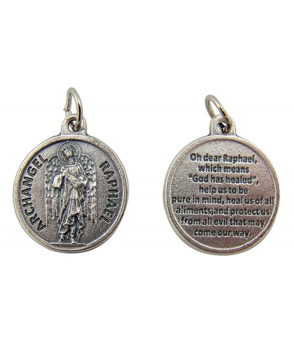 Catholic Keepsake Raphael Archangel Proection