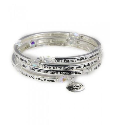 4030561 Christian Stretch Bracelet Religious