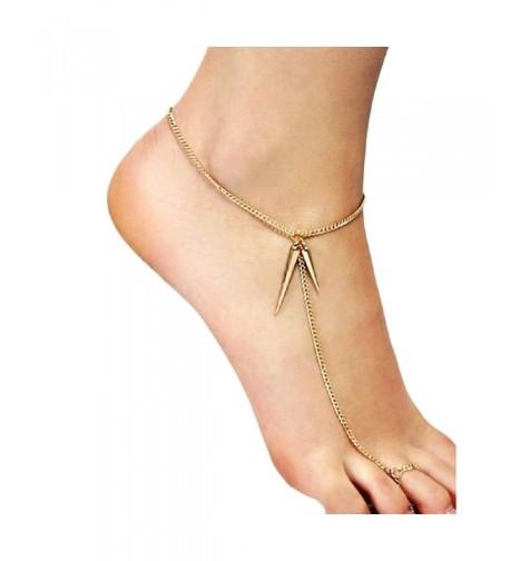 Sandistore Barefoot Jewelry Sandal Anklet