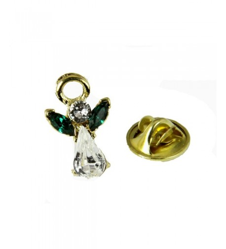 6030601 Crystal Birth Guardian Brooch
