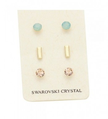 Rosemarie Collections Swarovski Crystal Earring