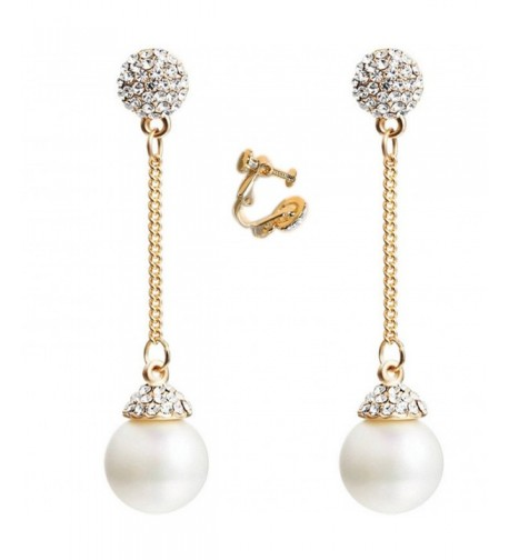 CNCbetter Fashion Charms Simulated Pearl Earring