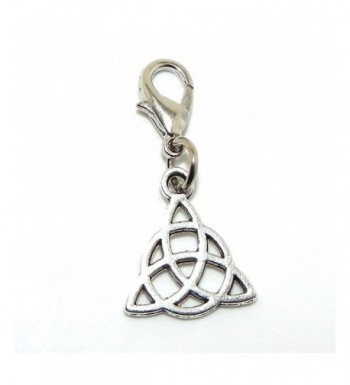 Pro Jewelry Celtic Trinity Dangling