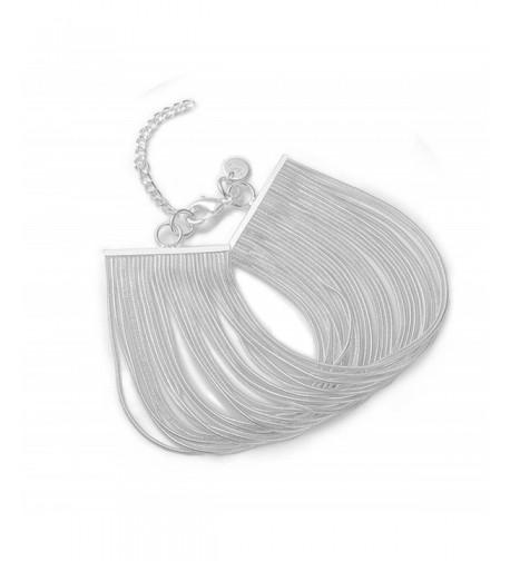 HMILYDYK Beautiful Classic Sterling Bracelet