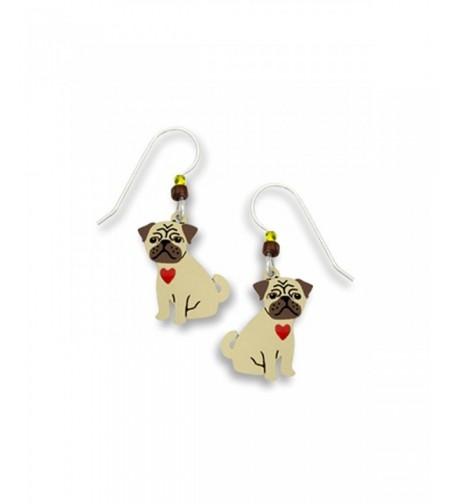 Puppy Earrings Sienna Sky si1275