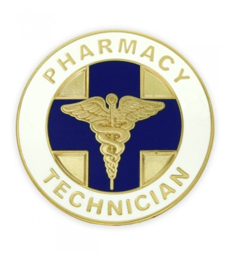 PinMarts Pharmacy Technician Medical Enamel