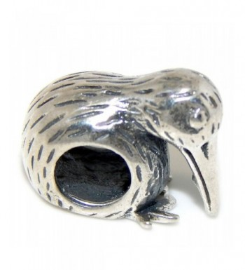 Solid Sterling Silver Pelican Charm